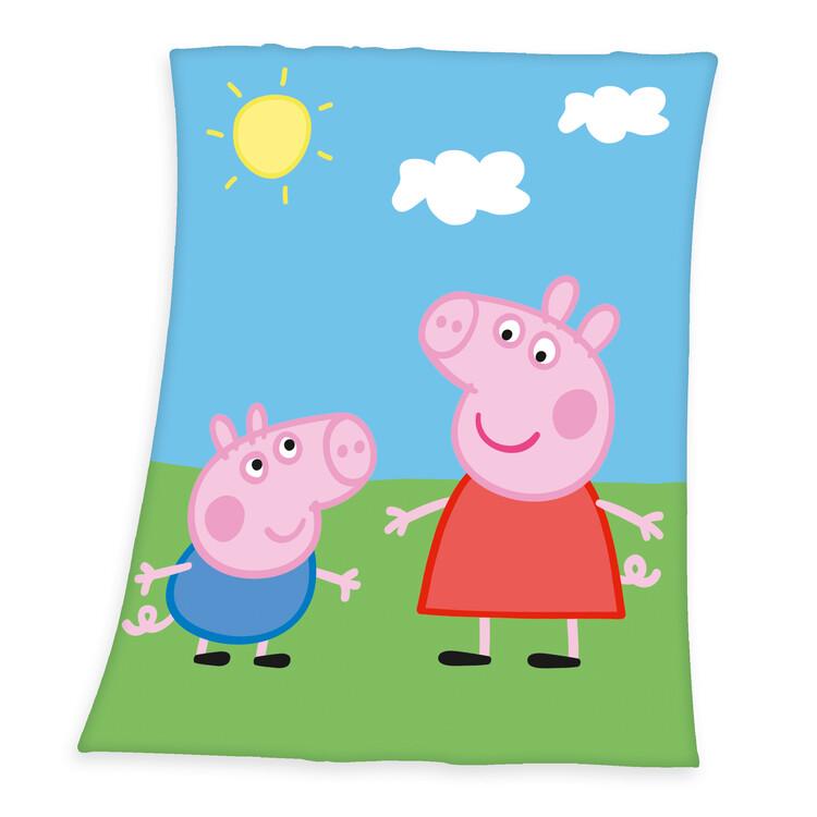 Blanket Peppa Pig