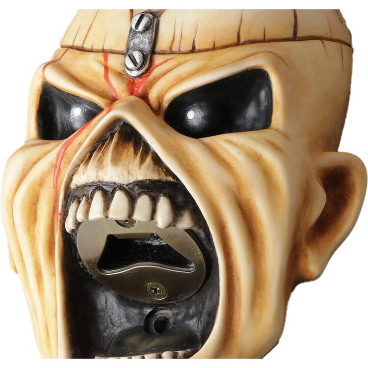 Bottle Opener Iron Maiden - Eddie Trooper Painted