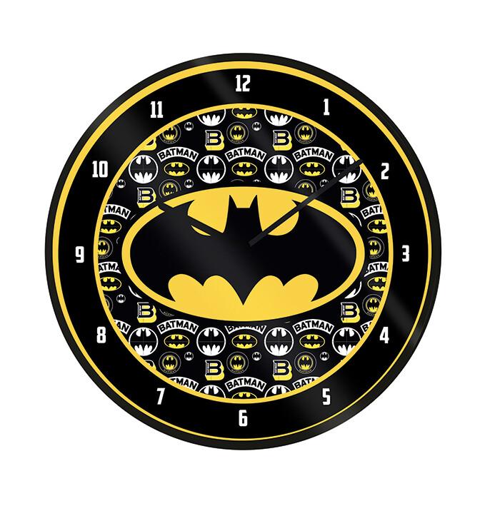 Clock Batman - Logo