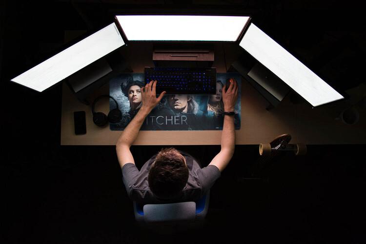Gaming Desk Mat - Assassin's Creed