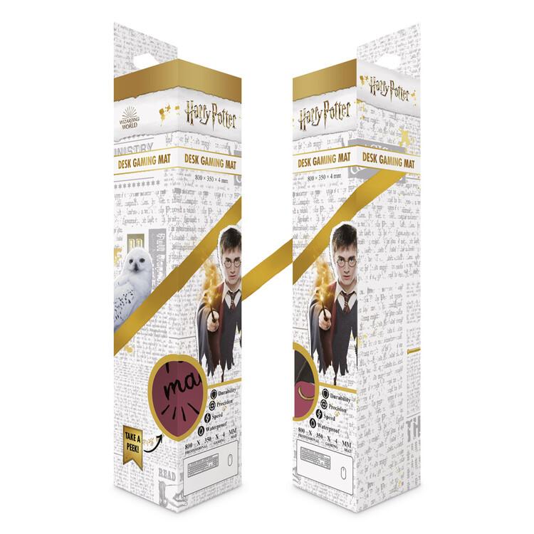 Gaming Desk Mat - Harry Potter