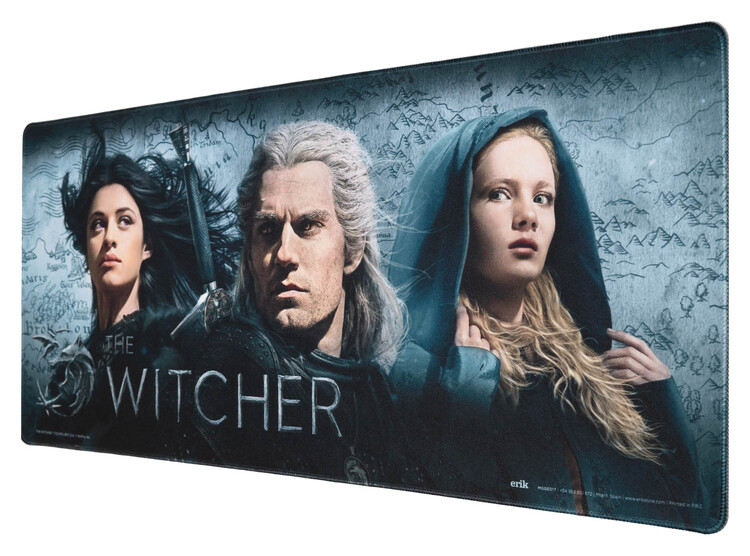 Gaming Desk Mat - The Witcher