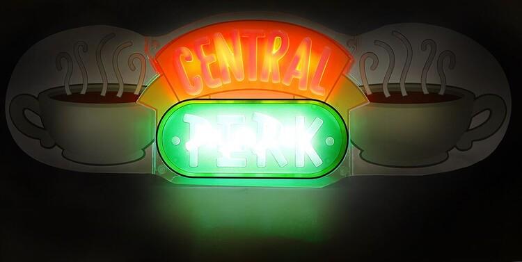 Lamp - Friends - Central Perk
