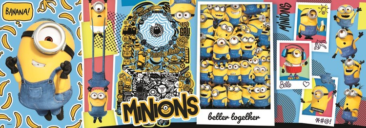Puzzle Minions: The Rise of Gru