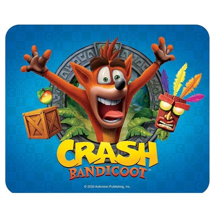 Mouse Pad - Crash Bandicoot - Crash