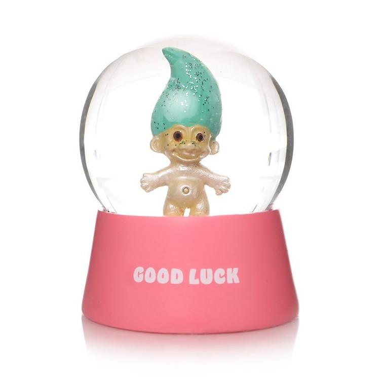 Paperweight Trolls - Good Luck