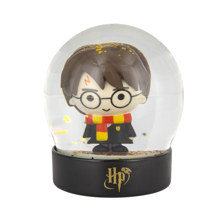Peso de papel bola de neve Harry Potter