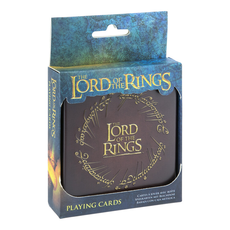 Playing Cards - The Lord of the Rings