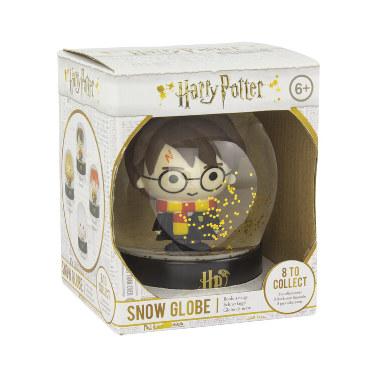 Snowball paperweight Harry Potter
