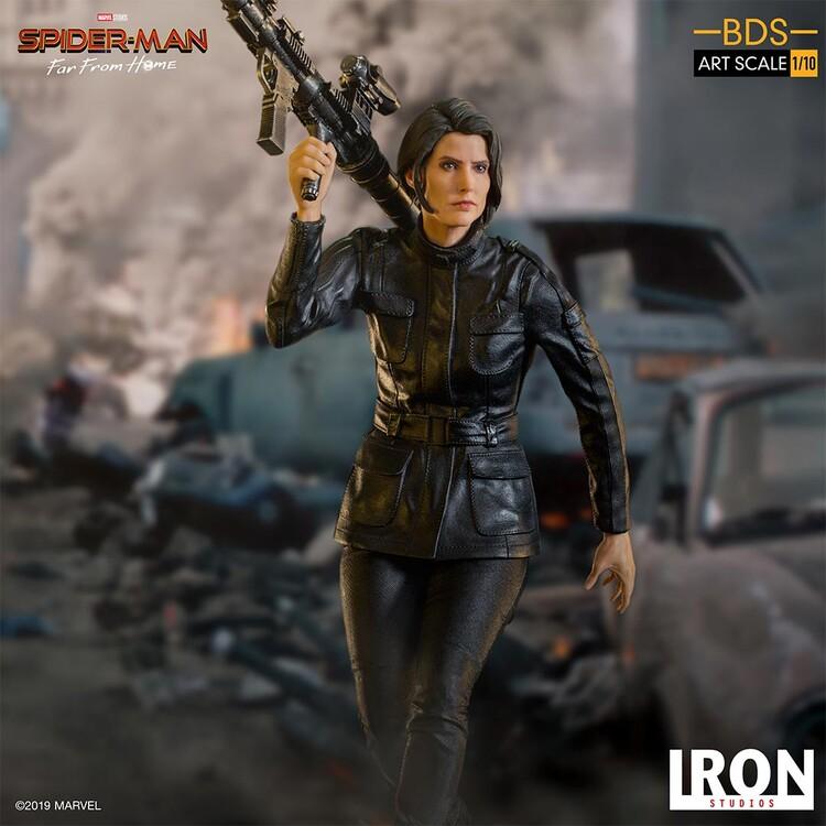 Figuras Spiderman: Far From Home - Maria Hill
