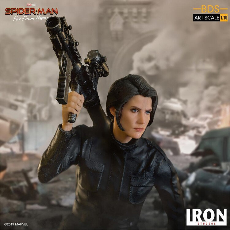Figurine Spiderman: Far From Home - Maria Hill