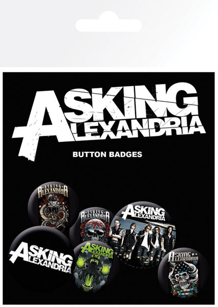 Merkit Asking Alexandria - Graphics