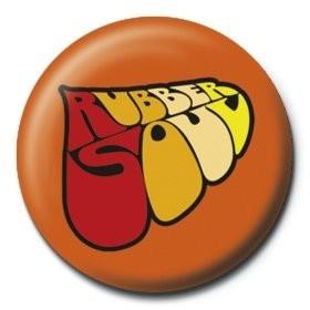 Merkit  BEATLES - rubber soul logo