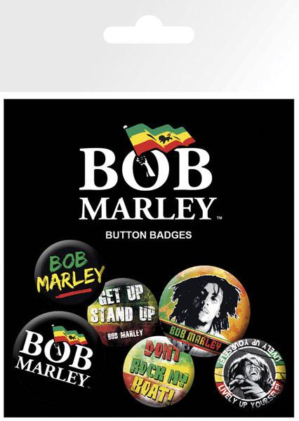 Merkit  BOB MARLEY - logos