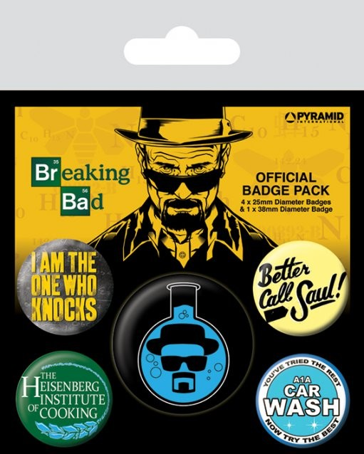 Merkit  Breaking Bad - Heisenberg Flask