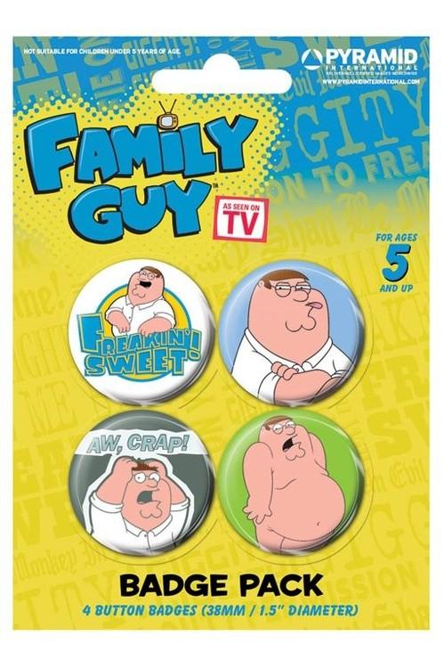 Merkit  FAMILY GUY - peter