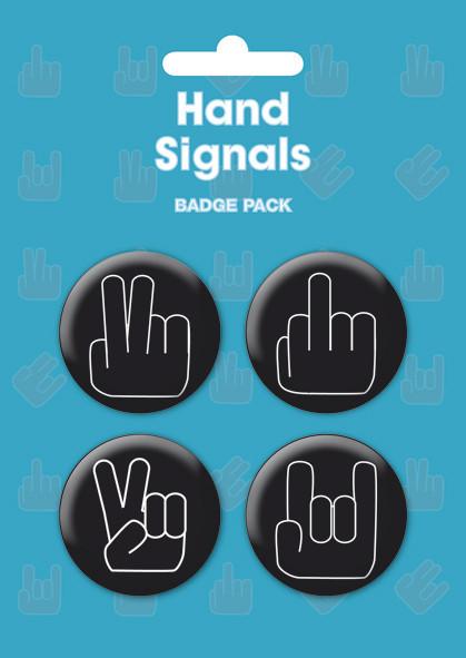 Merkit  HAND SIGNALS