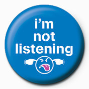 Merkit  I'M NOT LISTENING