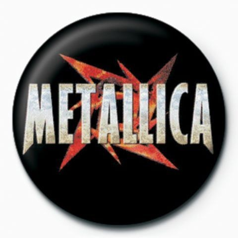 Merkit  METALLICA - red star