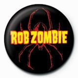 Merkit  ROB ZOMBIE - spider logo