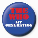 Merkit  WHO - my generation logo