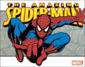 SPIDERMAN - classic Metal Sign