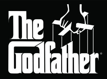 THE GODFATHER CLASSIC Metal Sign