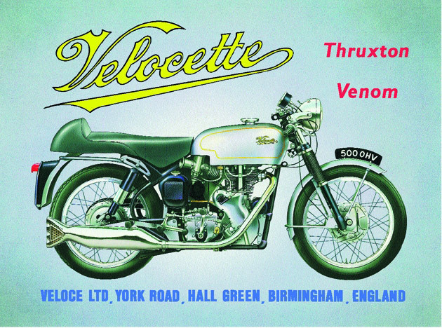 Velocette venom