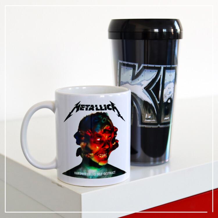 Cup Metallica - Hardwired Album
