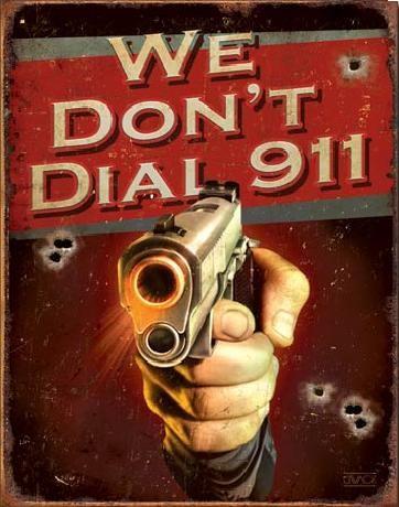 Metallikyltti JQ - We Don't Dial 914