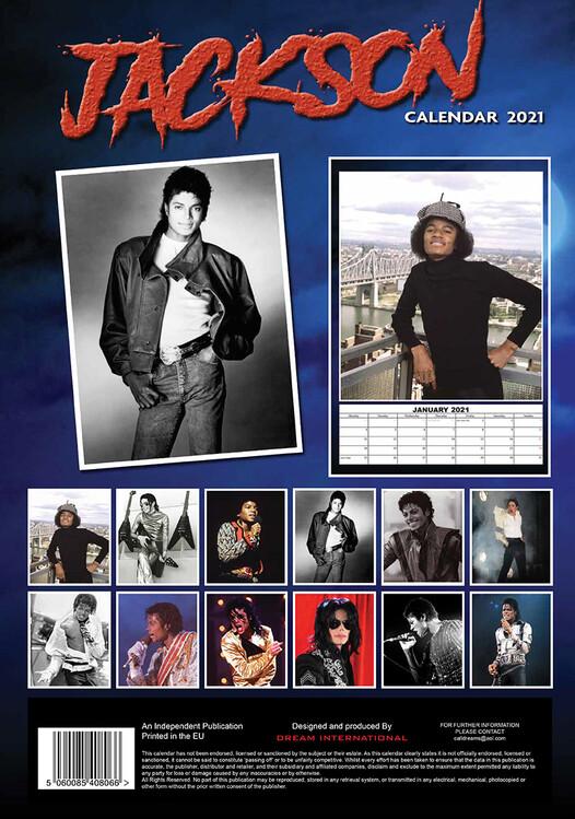 Michael Jackson   Wall Calendars | Large selection