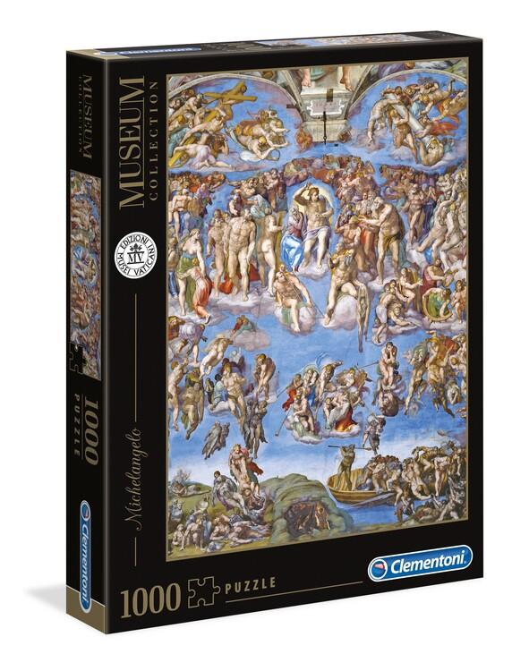 Puzzle Michelangelo Buonarroti - The Last Judgment