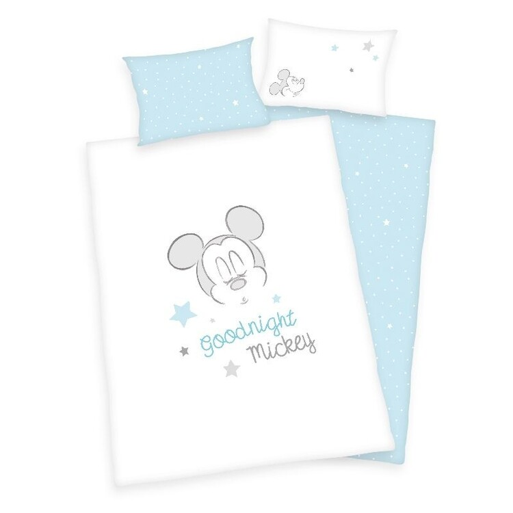 Bed sheets Mickey Mouse - Good Night