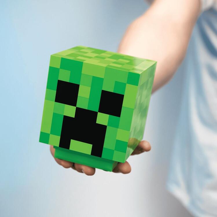 Glowing figurine Minecraft - Creeper