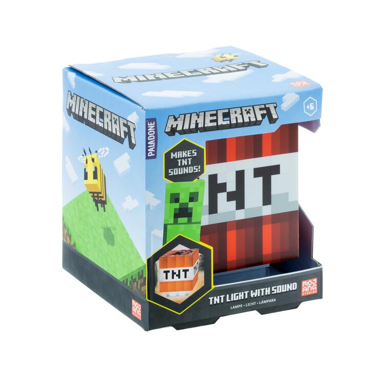 Glowing figurine Minecraft - TNT
