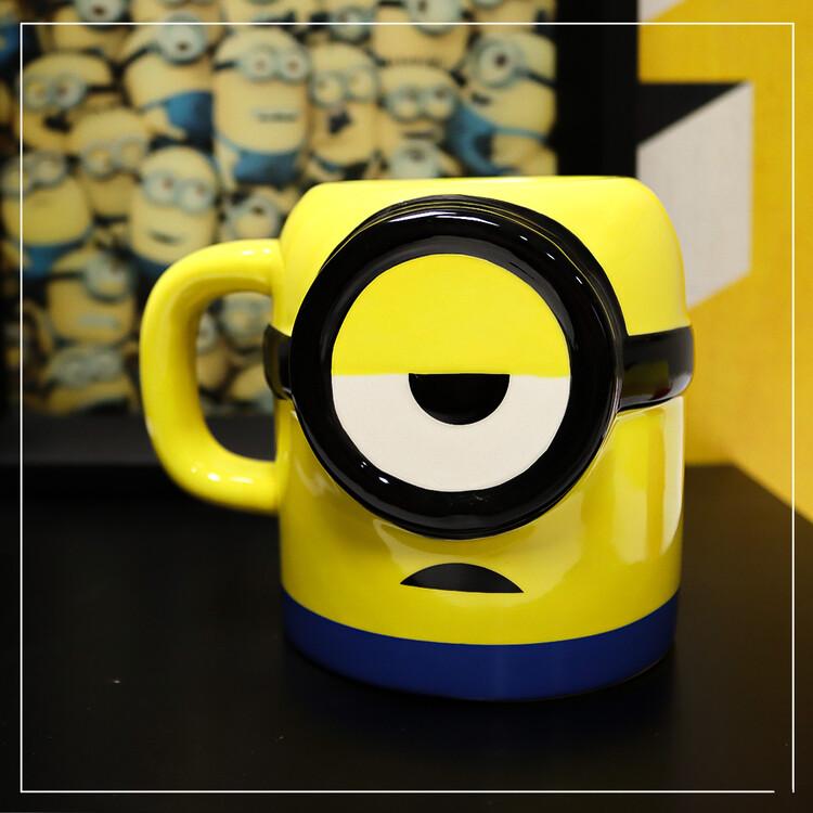 Cup Minions - Mood: Coffee