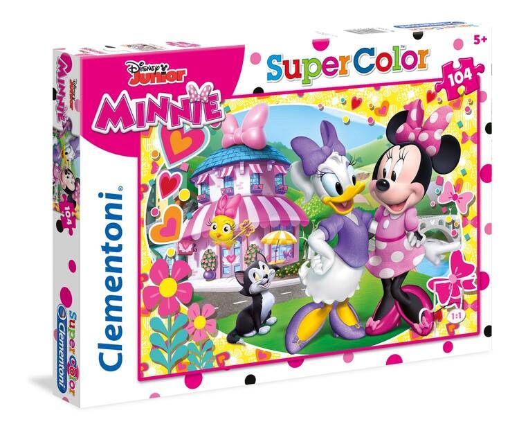 Puzzle Minnie