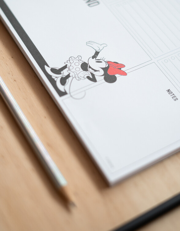 Planner Minnie Mouse