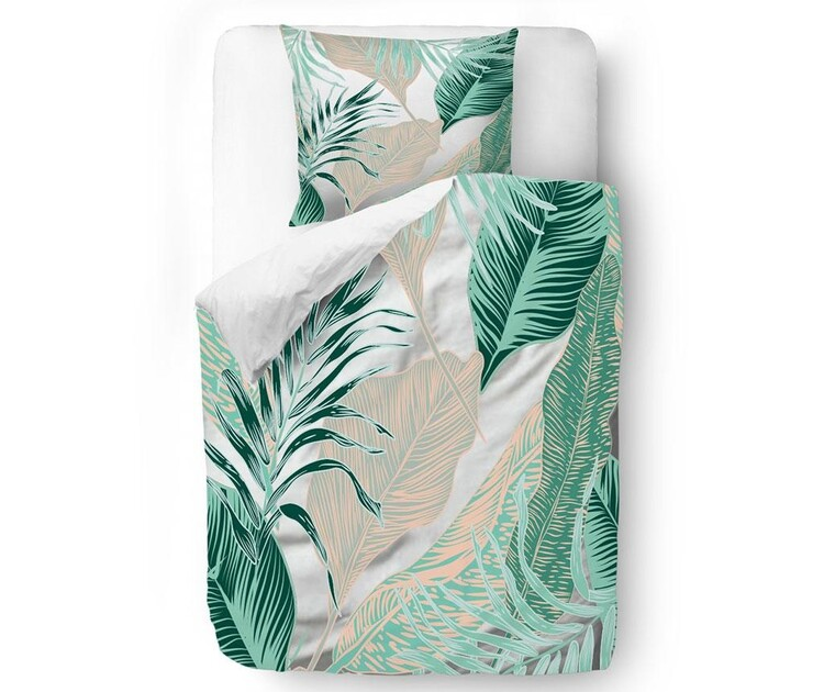 Bed sheets Minty Green