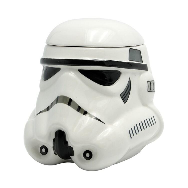 Cup 3D Star Wars - Stormtrooper