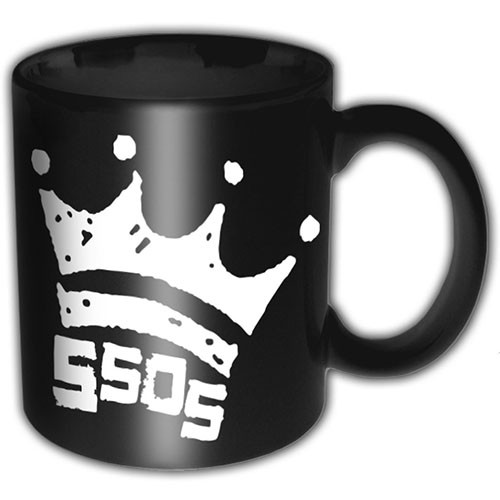 5 Seconds Of Summer – Crown Mug