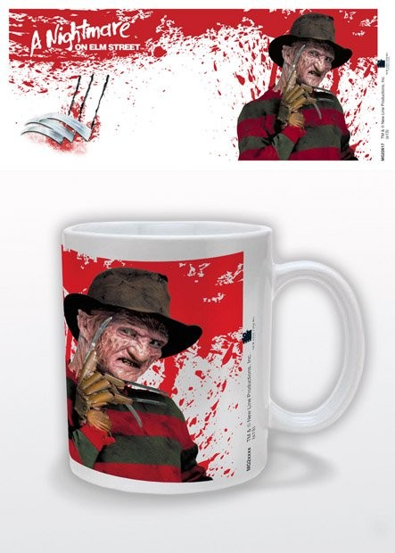 A Nightmare On Elm Street – Freddy Krueger Mug