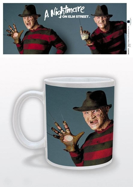 A Nightmare On Elm Street - Freddy Poses Mug