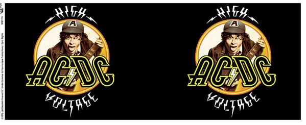 AC/DC - High Voltage Mug