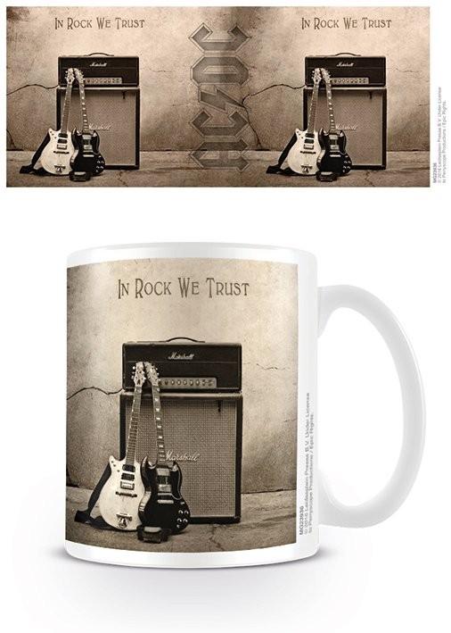 AC/DC - In Rock We Trust Mug