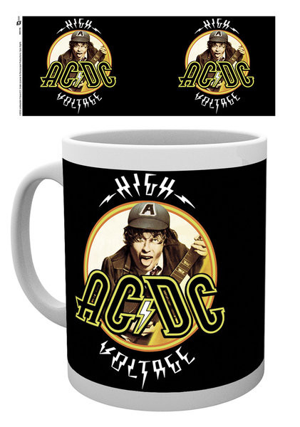 AC/DC - High Voltage Mug