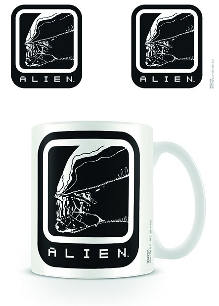 Alien - Icon Mug