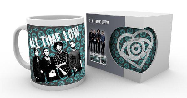 All Time Low - Eye Pattern Mug