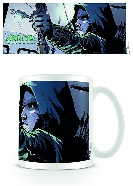 Arrow - Comic Strip Mug