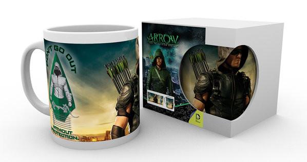 Arrow - Stand Mug